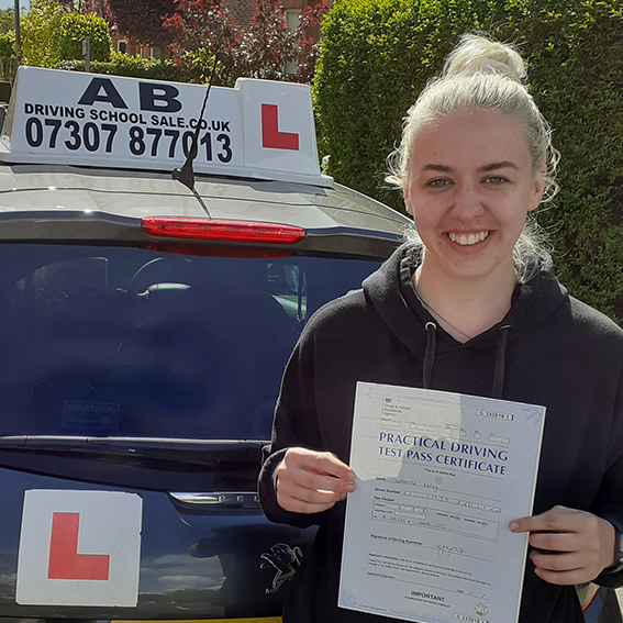 Driving Lessons in Sale, M33 and Greater Manchester, learn to drive with AB Driving School Sale Driving School in Sale, M33 and Greater Manchester